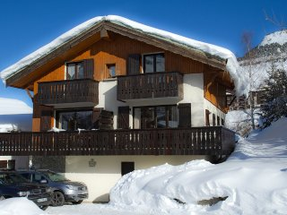Half chalet close to the Deux Alpes shops and slop - Vénosc vacation rentals