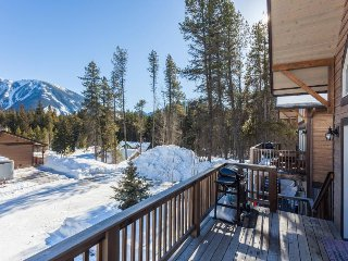 Enjoy lovely mountain views from this chic chalet near Glacier National Park! - West Glacier vacation rentals