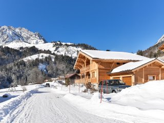 Chalet traditionnel aux Portes du Mont-Blanc - La Giettaz vacation rentals