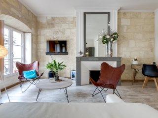 Appartement avec cachet dans l'hyper-centre de Bor - Bordeaux vacation rentals
