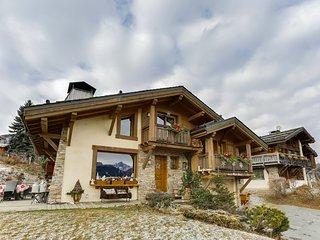 Chalet familial bien ensoleillé face au Mont-Blanc - Demi-Quartier vacation rentals