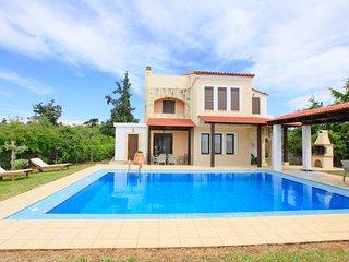 Sunny 4 bedroom Villa in Kefalas - Kefalas vacation rentals
