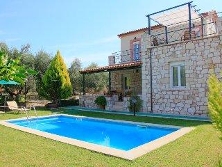 Wonderful 3 bedroom Villa in Kalyves - Kalyves vacation rentals