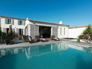 Villa avec piscine et jacuzzi à La Flotte-en-Ré - La Flotte vacation rentals