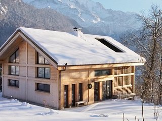 Chalet design et nature, vue Mont-Blanc - Servoz vacation rentals
