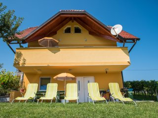 Apartments Vinska Trta - Studio with Terrace (2+2 children) - Catez ob Savi vacation rentals