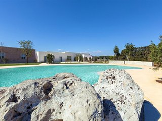 606 Apartment with Pool at 250 Meters from Beach in Otranto - Alimini vacation rentals