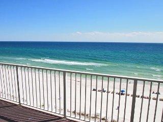 Ocean Reef Low 8th Floor Condo - 2 Bdrm, 2 Bath - Overlooks the Sandy Beach! - Panama City Beach vacation rentals