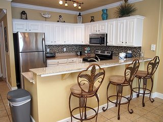 Tropic Winds 2302 is 2 Bedroom / 2 Bath, 23rd floor, Gulf-front penthouse - Panama City Beach vacation rentals