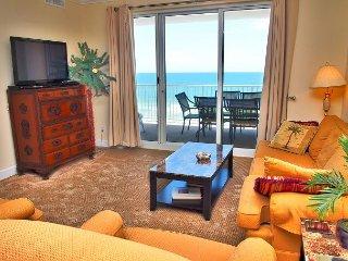 Beach Front Condo! 2/2 at Ocean Reef, Low Floor, Near Pier Park, XL Balcony! - Panama City Beach vacation rentals