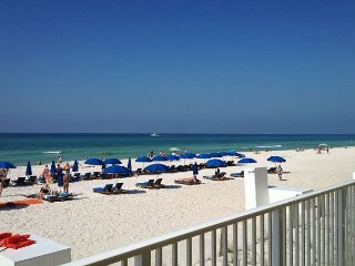 2/2 Beautiful Condo at Tropic Winds, Quiet West Side, Free Beach Service! - Panama City Beach vacation rentals