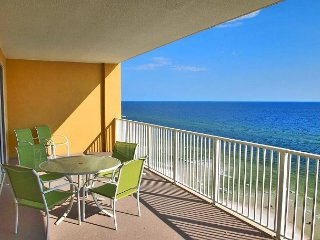 Gulf-Front 2/2 Condo at Tropic Winds! Quiet Location, Free Beach Service! - Panama City Beach vacation rentals