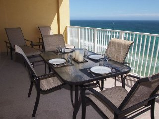 Highly Rated, Gorgeous, Gulf Front, Tropic Winds Condo, Free Beach Service! - Panama City Beach vacation rentals