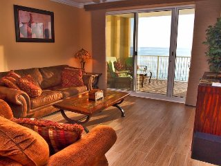 Platinum Rated, Gulf Front, Ocean Reef 2 Bed 2 Bath With Free Beach Service - Panama City Beach vacation rentals