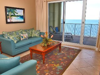 BEACH FRONT! 2/2 Ocean Reef; BOOK NOW for Spring & Summer; FREE BEACH SERVICE - Panama City Beach vacation rentals