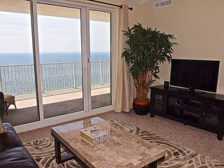 Gorgeous Gulf Front 2/2 At Ocean Reef With Huge Balcony & Free Beach Service! - Panama City Beach vacation rentals