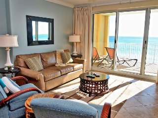 Lowest Floor, Ocean Reef Condo 2/2, Massive Balcony Overlooking the Beach! - Panama City Beach vacation rentals