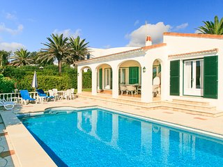 Nice Villa with Internet Access and DVD Player - S'Algar vacation rentals