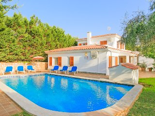 Nice Villa with Internet Access and DVD Player - Son Bou vacation rentals