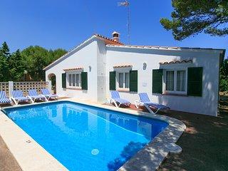 Bright 3 bedroom Villa in Alcaufar - Alcaufar vacation rentals