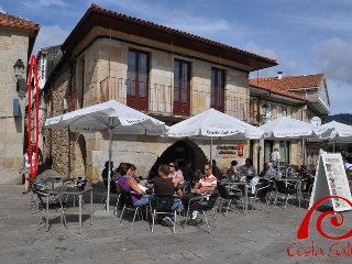 Cozy 1 bedroom House in Muros with Television - Muros vacation rentals