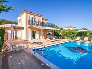 Beautiful 3 bedroom Villa in Skala - Skala vacation rentals