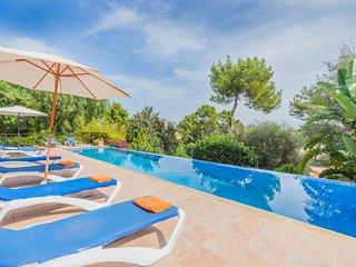 Beautiful Villa Sea Views 20m Swimming Pool walking distance to beach - Port de Pollenca vacation rentals