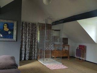 Chambre d'hôtes Terre d'Islaires 'Les joncs' - Saumont-La-Poterie vacation rentals