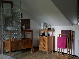 TERRE D'ISLAIRES Chambre double 'Les joncs' - Saumont-La-Poterie vacation rentals