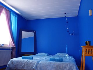 Blue room - private double beds - Kiruna vacation rentals