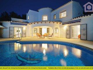 Solhabitat Diva Moraira - La Llobella vacation rentals