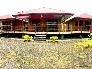 Fare Teahupoo Tipanier - 5 pers - bord de mer - Teahupoo - Teahupoo vacation rentals