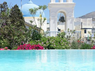 Santorini - Gv - The Winegrowers Mansion Kyani with pool & 3 B/R in a quaint - Santorini vacation rentals