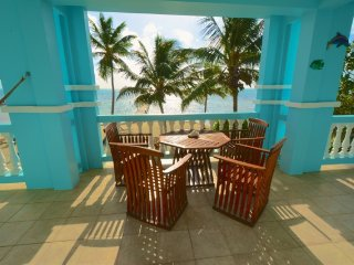 YES! RENT ME IN BELIZE!  Beautiful 3 bedroom on beach w/Toys! - San Pedro vacation rentals