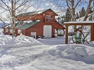 NEW! 'Rendezvous' 1BR Cashmere Cabin on 80 Acres! - Cashmere vacation rentals