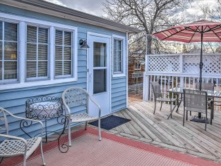 NEW! 3BR Castle Rock Cottage w/Spacious Deck! - Castle Rock vacation rentals