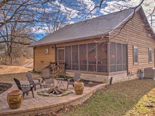 NEW! Secluded 2BR Makanda Cabin On Scenic Hillside! - Makanda vacation rentals