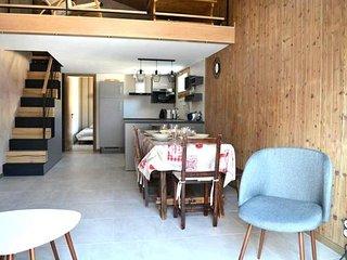 BEAUREGARD 1 4 rooms + mezzanine 8 persons - Le Grand-Bornand vacation rentals