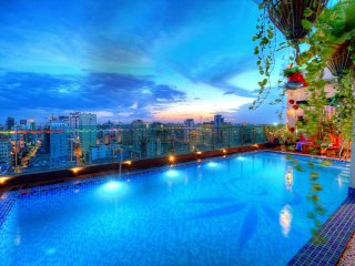 1 bedroom Resort with Internet Access in Phnom Penh - Phnom Penh vacation rentals