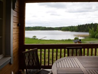 Lakeside view and peace in lovely cottage 109m2 - Orivesi vacation rentals