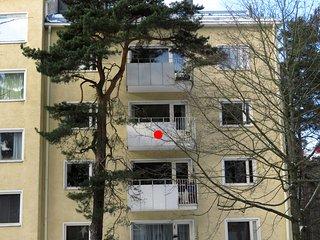 Helsinki vacation rental, 3 rooms, 5 beds, 68 m2 - Helsinki vacation rentals