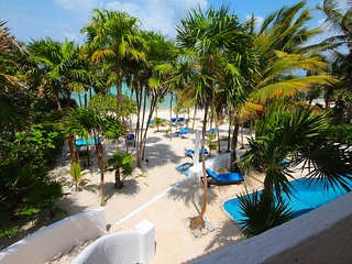 Casa Playa del Caribe - South Akumal Beach - Akumal vacation rentals