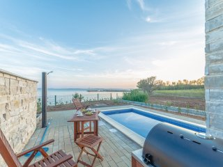 Luxury Villa with heated swimming pool in front of the beach - Privlaka vacation rentals