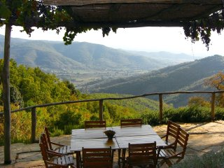 Lovely Tuscan Family Villa,  Wonderful setting to enjoy Tuscan living and Style - Castiglion Fiorentino vacation rentals