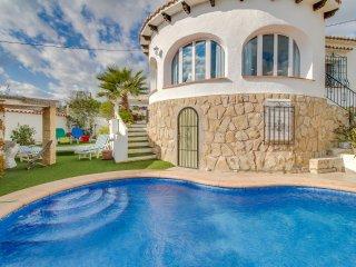 2 bedroom Villa with Internet Access in La Llobella - La Llobella vacation rentals