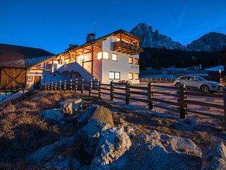 Two-Bedroom Apartment with Terrace B - Cesa Pana Mountain Lodge - Santa Cristina Valgardena vacation rentals