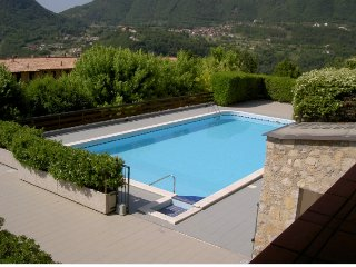 2 bedroom Townhouse with Shared Outdoor Pool in Tremosine - Tremosine vacation rentals