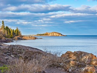 NEW! Cozy Schroeder Studio on Lake Superior! - Schroeder vacation rentals