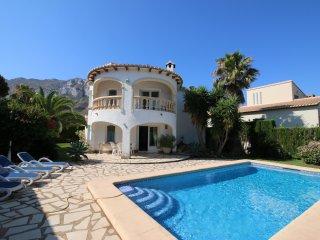 4 bedroom Villa with Washing Machine in Denia - Denia vacation rentals