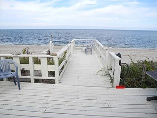 This is A beach house in the sand location location location! - Wading River vacation rentals